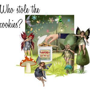 Tattle tale Fairy