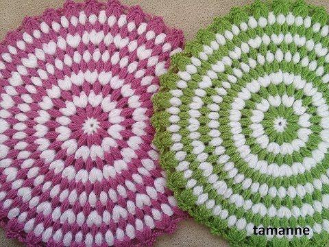 Yapımı Farklı ve Kolay lif yapımı & How to make knitting tutorial | حرف يدوية - YouTube