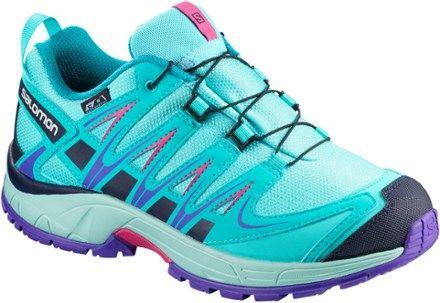 Salomon Kids' Xa Pro 3D CSWP J Trail Running Shoe