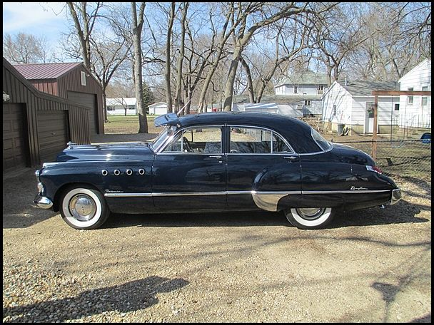 1949 buick roadmaster 4 door sedan antique cars buick