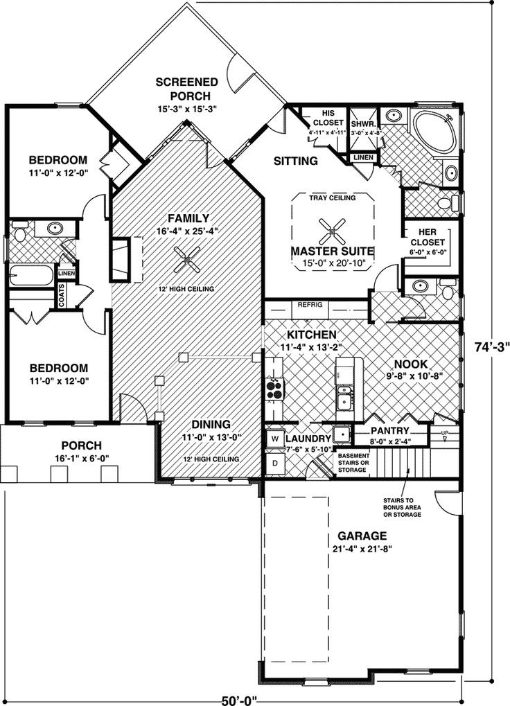 Superb House Plan