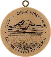 OBLÍK  -  České středohoří