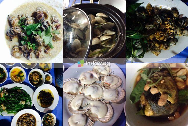 Vietnamese cuisine - snailsss