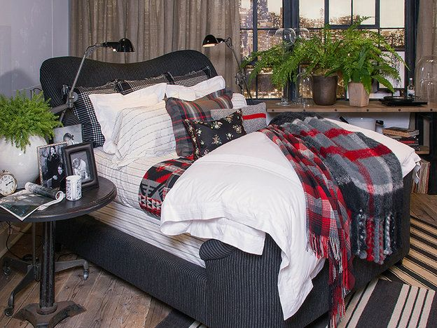 【ELLE DECOR】寝室をぐぐっとおしゃれにアップデート!「ラルフ ローレン ホーム」の最新コレクションを公開 エル・オンライン