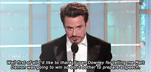 best award speech ever