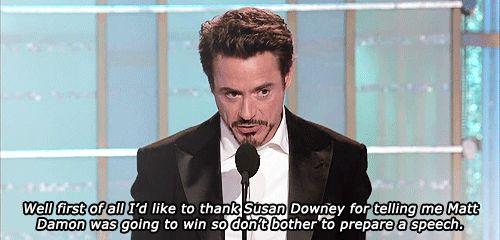 best award speech ever