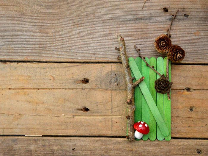 66 best tutorials and free patterns images on pinterest for Fairy door pattern