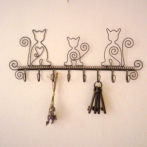 Wire cats