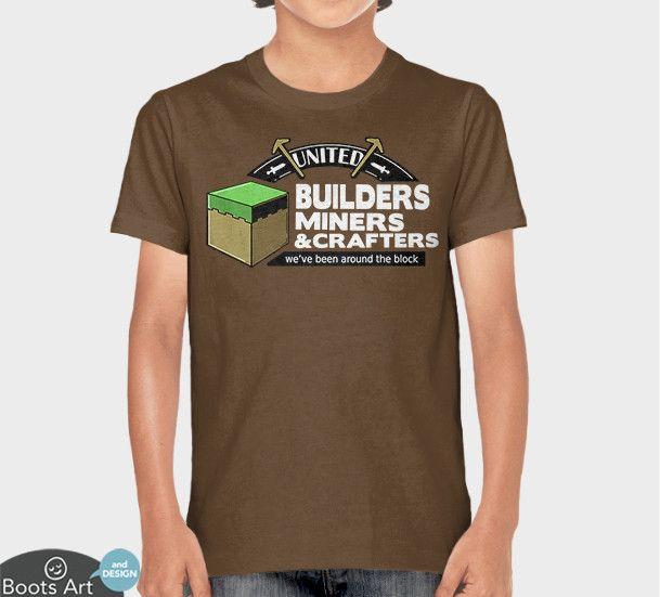 """Been Around the Block"" Minecraft T-Shirt 