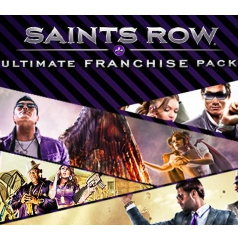 Mommy Comper Shared: Win The Saints Row Ultimate Franchise Pack Game on Steam – #Giveaway (WW)