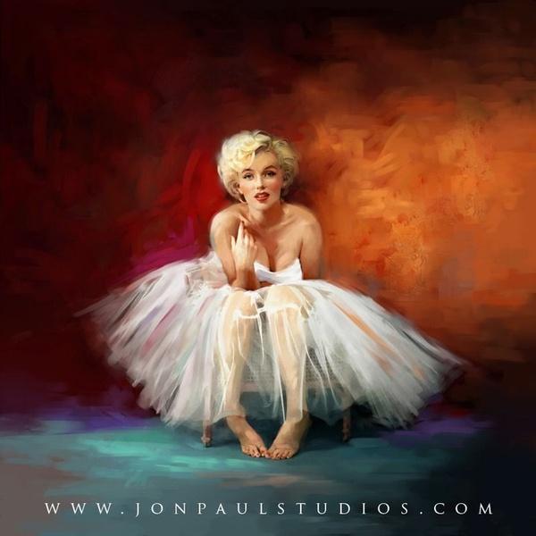 Jon Paul Ferrara art: Art Gallery, Marilyn Monroe, Beautiful, Marilynmonroe, Marylin Monroe, Cover Art, Jon Paul, Romance, Paul Ferrara