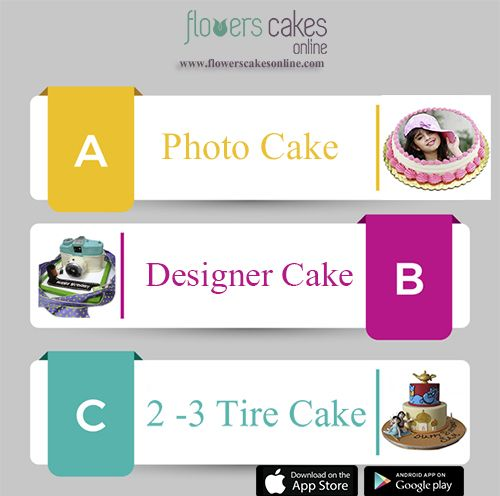 Lovely Various kinds of delicious cakes that you may like to order online is indeed endless