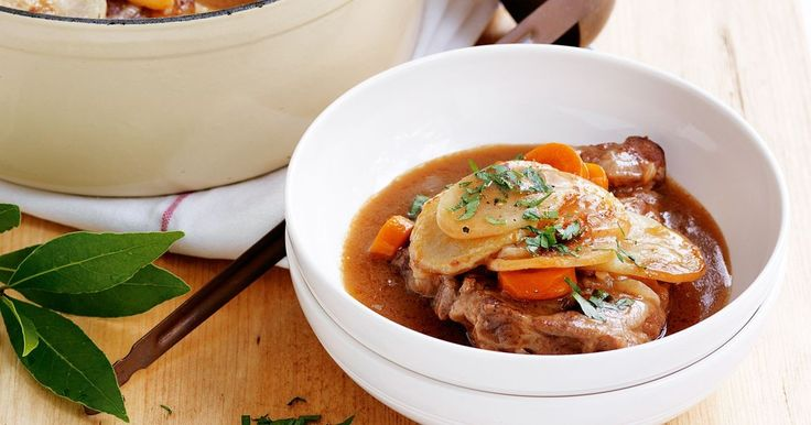 Feast your eyes on this Lancashire hotpot that even the saucepan lids will love!