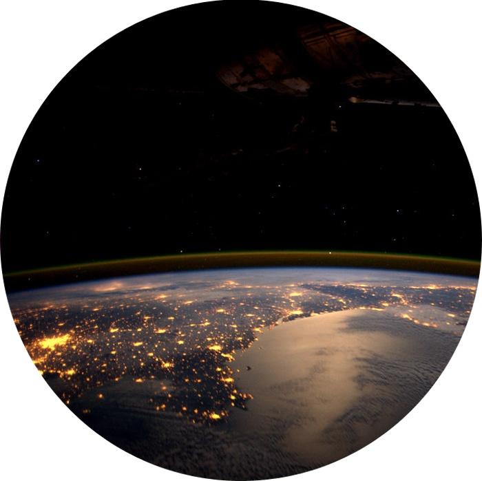 Earth hour...