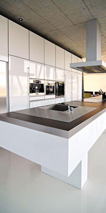 38 best kitchens ideas images on Pinterest | Kitchen ideas, Kitchen ...
