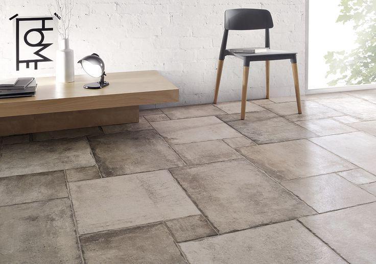 HERITAGE   Ceramiche Fioranese piastrelle in gres porcellanato per pavimenti esterni e per rivestimenti interni.