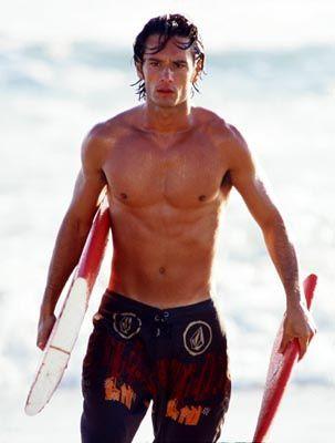 Rodrigo Santoro, yummo loved him in Love Actually & the 300