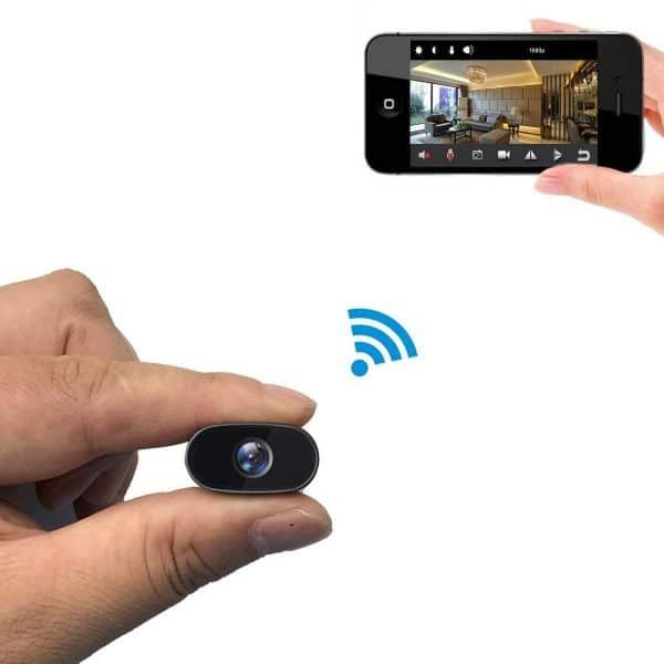 Top 10 Best Hidden Cameras In 2019 Wifi Spy Camera Mini