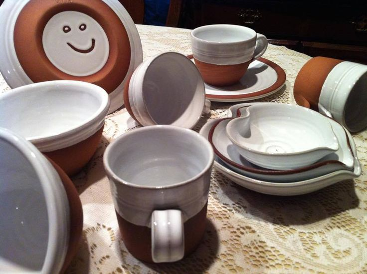 This has cheered up grumpy SP no end - thank you Diana Kavett for sharing it with us! Stephen Pearce Pottery.