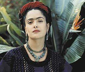 salma hayek as frida kahlo - Google Search