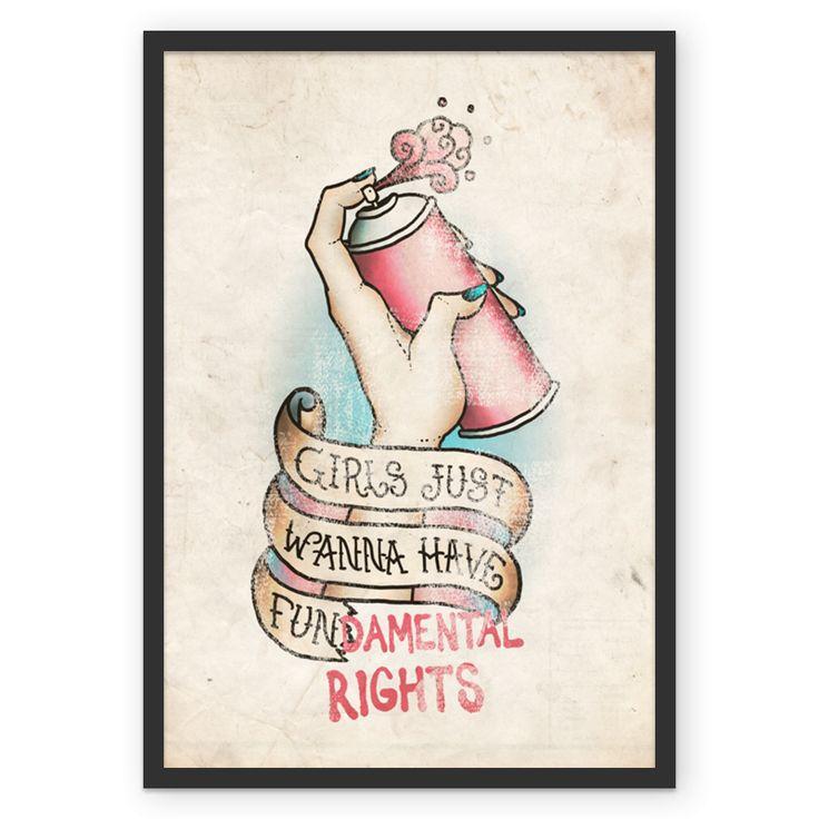 Poster Girls de @brunodiniz   Colab55                                                                                                                                                                                 Mais