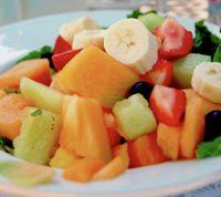 fruit snacks-- toddler snack ideas