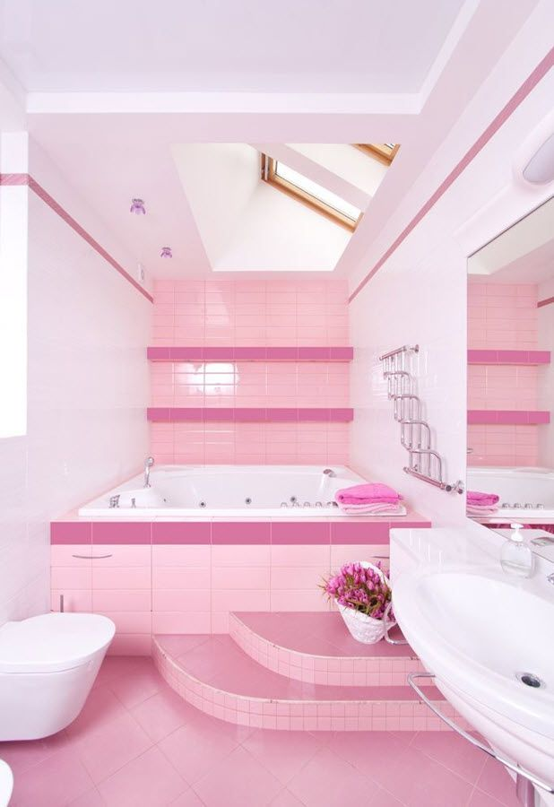 pale pink bathroom accessories. Light Pink Bathroom Croom decor  A lot of person think that the bathroom do not need to be something which has glorifi Best 25 tiles ideas on Pinterest