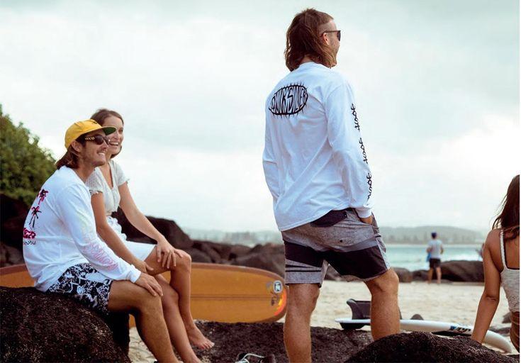 Na letné oblečenie sa nedá netešiť :)  https://www.boardparadise.sk/blog/vynovte-si-satnik-na-leto-s-quiksilver