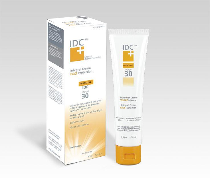 Immanence : Une entreprise de Québec qui a mis en marché ses produits de soins pour la peau IDC.     En 2011, MSCom conçoit l'emballage de la nouvelle gamme de produits de protection solaire. Le concept  est, bien sûr, inspiré des autres produits IDC tout en y ajoutant une touche ensoleillée. Le concept graphique est décliné sur le tube et la boîte.