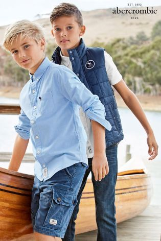 Find this Pin and more on boy clothing by Andrea Jamison. Abercrombie for kids - boy I don't like A&F, but these clothes look like a real good fit! Trends in Boys' Wear Designer Clothes, Shoes & Bags for Women