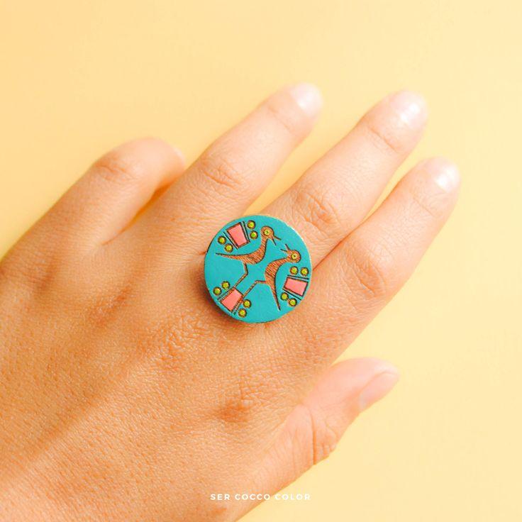 Preco Cocco Color. Lindos anillos de nuestra línea Preco.  #accesoriosdemadera #colombia  #identidad #fashion #trendy #moda #modafemenina #diseñoindependiente #diseño #blogger #fashionblogger #coccocolor #hechoamano #hechoencolombia #diseñocolombiano #artesania #artesanal