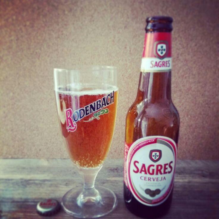 Sagres cerveja