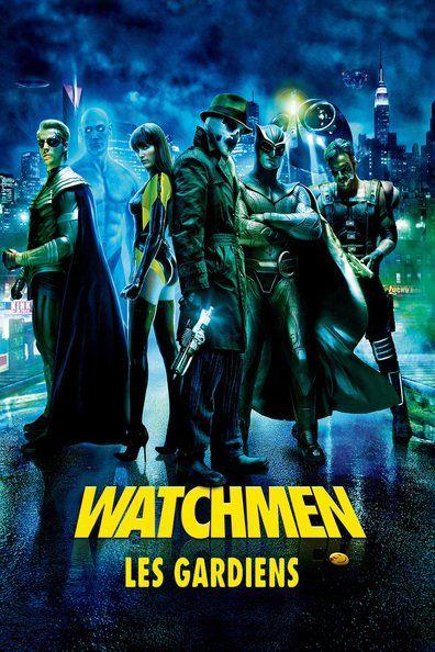 """Watchmen : Les Gardiens (2009) Regarder Watchmen : Les Gardiens (2009) en ligne VF et VOSTFR. Synopsis: Aventure à la fois complexe et mystérieuse sur plusieurs niveaux, """"Watchme..."""