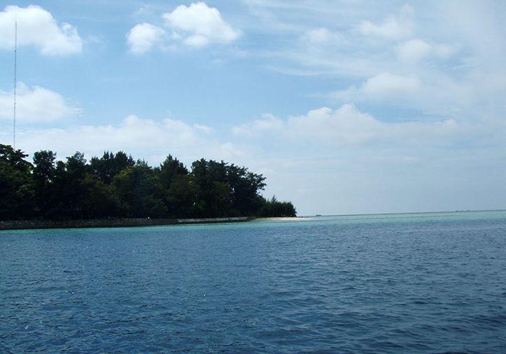 Pramuka Island : Jakarta, Indonesia