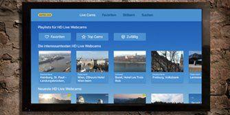 wetter.com Apple TV Wetter App
