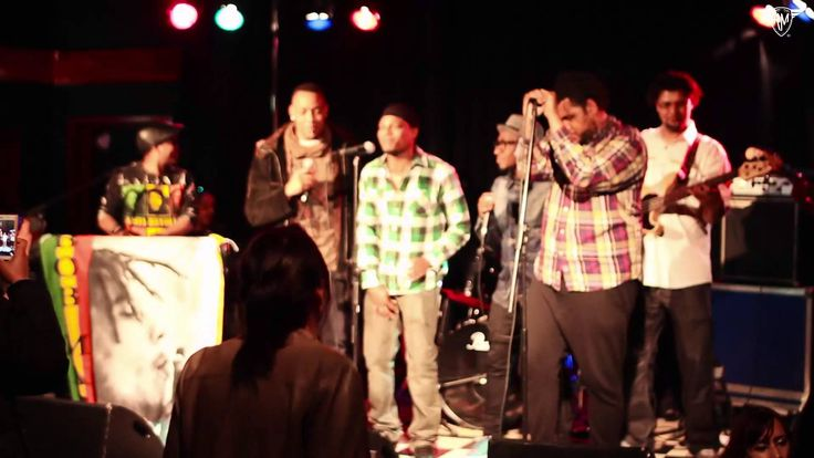 Natural & Nos Koza  Bob Marley Tribute Show