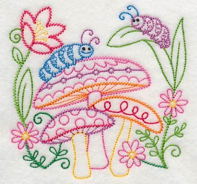 Machine Embroidery Designs at Embroidery Library! - Color Change - J6291