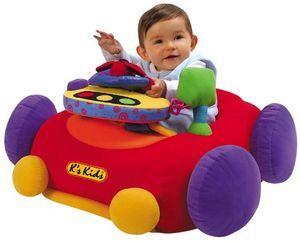 Ks Kids - Kæmpe bil i stof cover