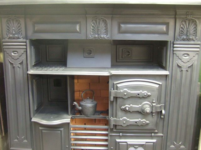 Victorian Era Cooking Stoves