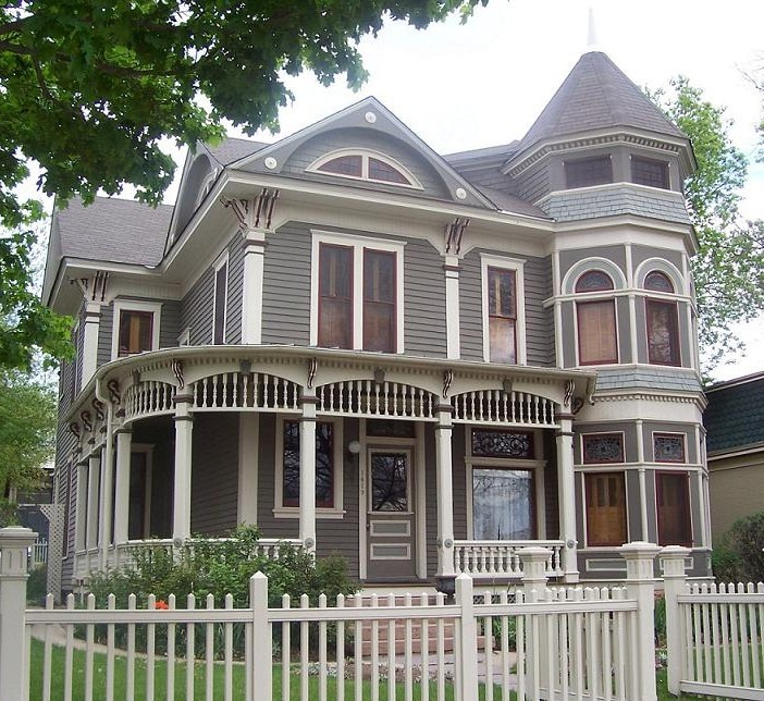 Mork & Mindy's house, Boulder, Colorado