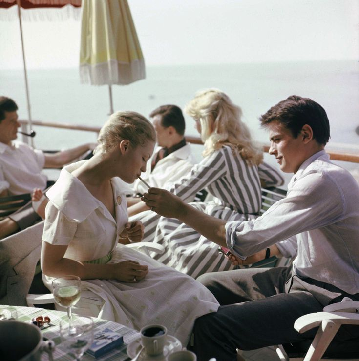 Cannes in 1959.