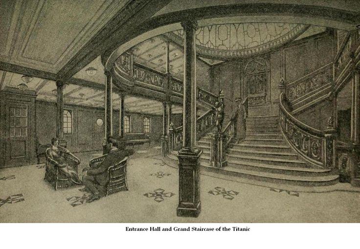 titanic grand staircase vi - photo #42