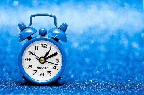 L'heure bleue?