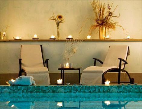 Fuga d'Amore a #Sanremo in #Resort con #Spa. Pernottamento + cena e colazione x2 a 119€