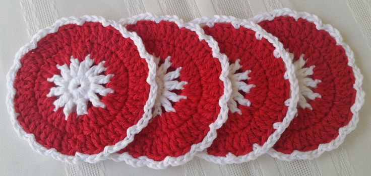 STOP THE DRIPPING!! What's a coaster for??? These will do the job...see details at: Etsy.com/shop/GrammysCustomCrochet