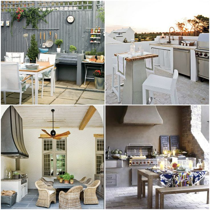 213 best outdoor kitchen ideas images on pinterest