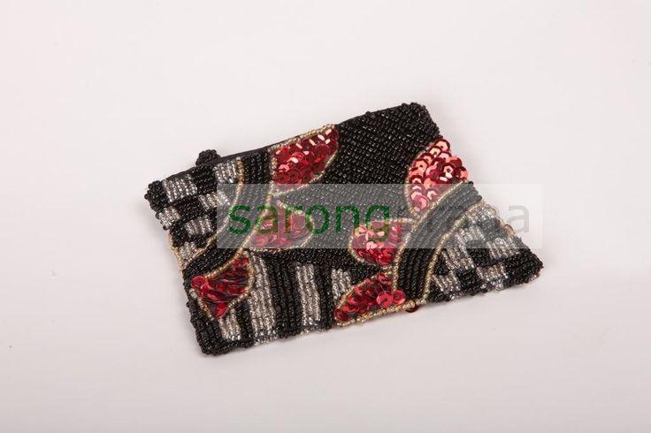 Třpytivá peněženka z Indonésie:-) sarongpraha.cz
