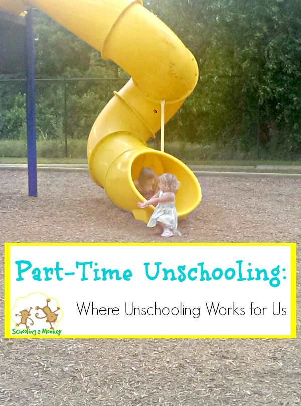 Where The Unschooling Homeschool Method Works for Us