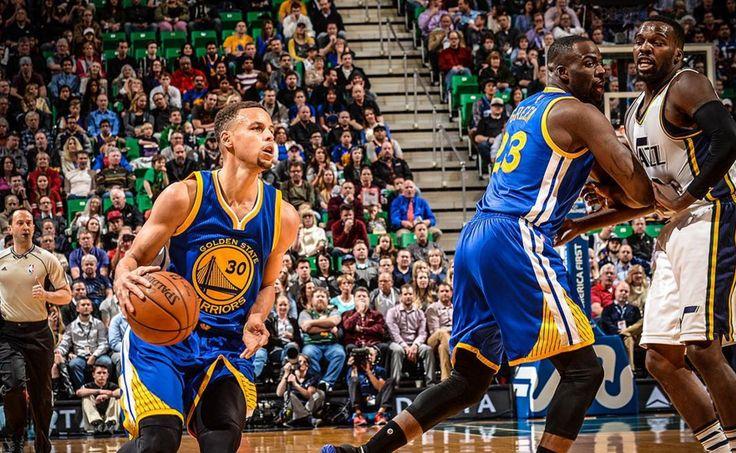 Stephen Curry, Warriors Beat Utah In OT