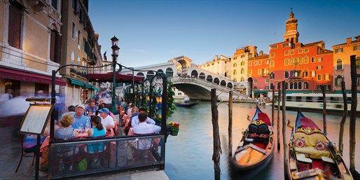 59 € -- Venedig: Altstadthotel nahe der Rialtobrücke, -48%